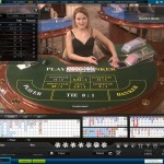 Playtech Mini Baccarat